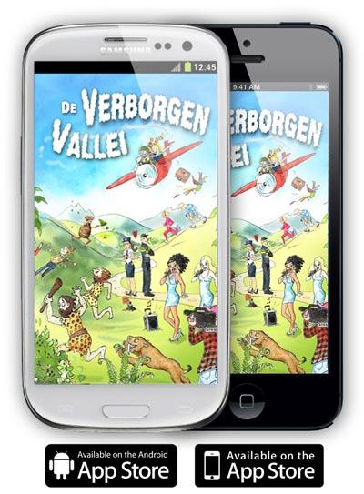 gratis app eindmusical de verborgen vallei